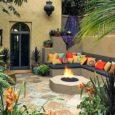 Сад в арабском стиле